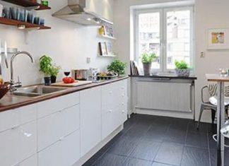 Xem hướng nhà bếp và màu sắc phù hợp cho người mệnh Thổ