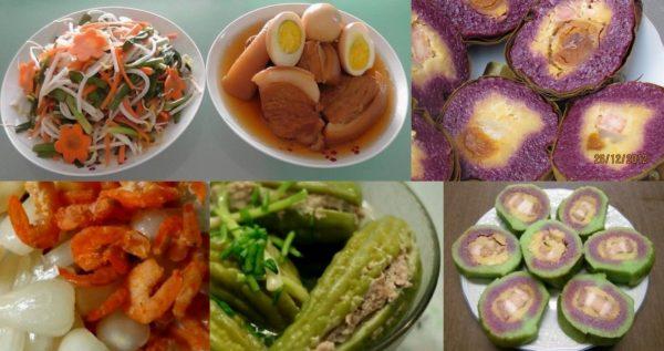 Các món ăn ngày tết miền Nam