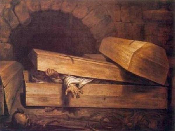 Nằm mơ thấy xác chết điềm báo gì? Đánh con số nào ?