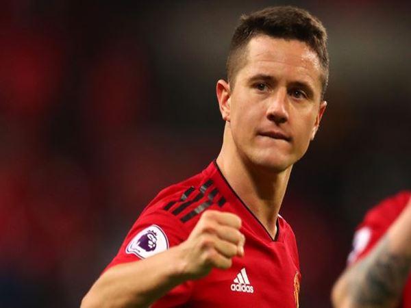 Ander Herrera đang trên đường rời Manchester United?