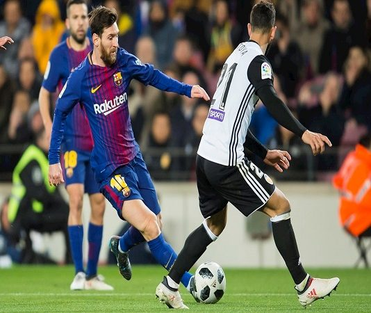 Barca vẫn thất bại ở chung kết cúp Nhà vua