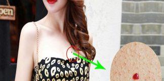 Nốt ruồi đỏ ở ngực có ý nghĩa như thế nào với nam giới và nữ giới?