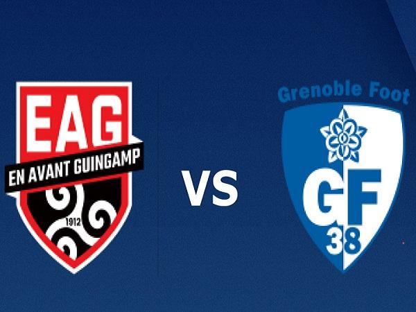 Nhận định Guingamp vs Grenoble, 1h00 ngày 27/07
