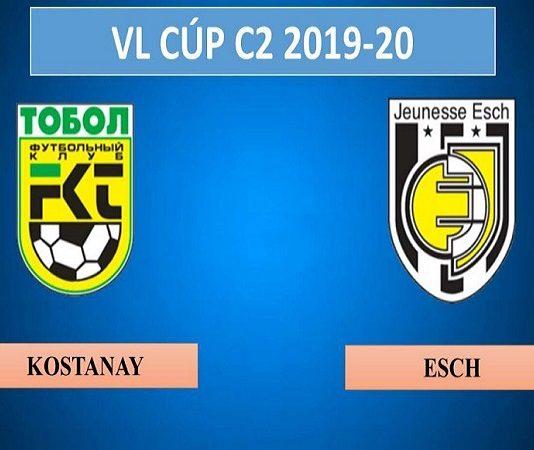 Nhận định Tobol vs Jeunesse Esch, 19h00 ngày 18/07