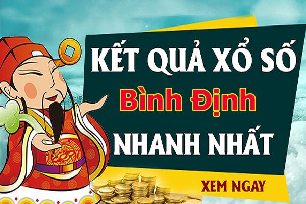 Soi cầu xổ số Bình Định Vip ngày 15/08/2019