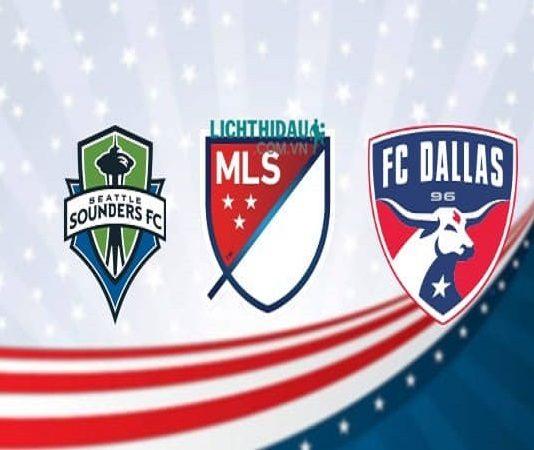 Nhận định Seattle Sounders vs FC Dallas, 09h30 ngày 19/9