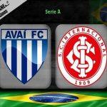 Nhận định kèo Avai vs Internacional 5h15, 18/10 (VĐQG Brazil)