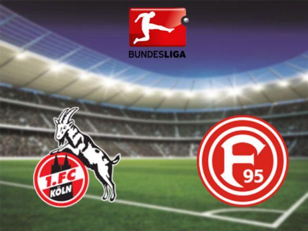 Nhận định kèo bóng đá Cologne vs Fortuna Dusseldorf
