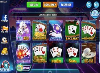 Game bài đổi thưởng online