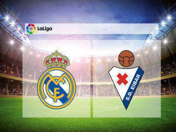 Nhận định kèo bóng đá Real Madrid vs Eibar, 15/06/2020 – VĐQG Tây Ban Nha