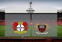 Nhận định Bayer Leverkusen vs Nice 23h55, 22/10 - Europa League