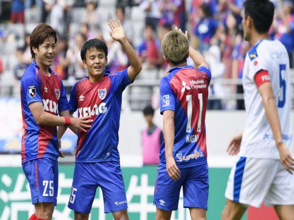 Nhận định tỷ lệ Yokohama FC vs Oita Trinita, 14h00 ngày 3/11