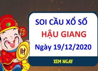 Soi cầu XSHG ngày 19/12/2020