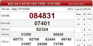 Soi cầu XSTV ngày 04/12/2020- xổ số trà vinh hôm nay