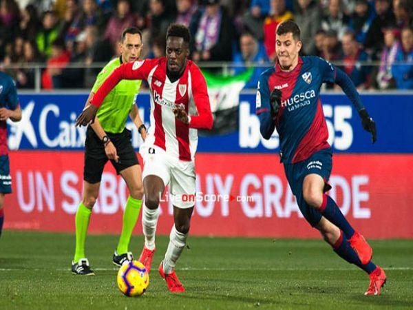 Nhận định tỷ lệ Bilbao vs Huesca, 03h00 ngày 19/12 - La Liga