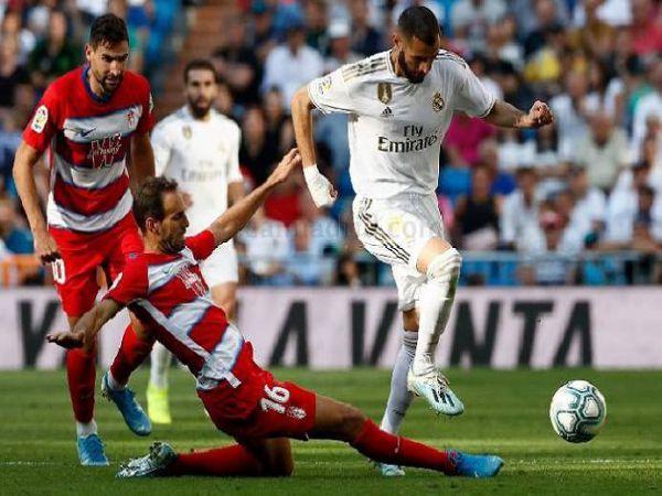 Nhận định tỷ lệ Real Madrid vs Granada, 01h45 ngày 24/12