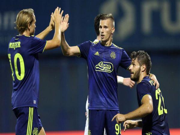 Nhận định kèo Krasnodar vs Dinamo Zagreb, 0h55 ngày 19/2 - Cup C2