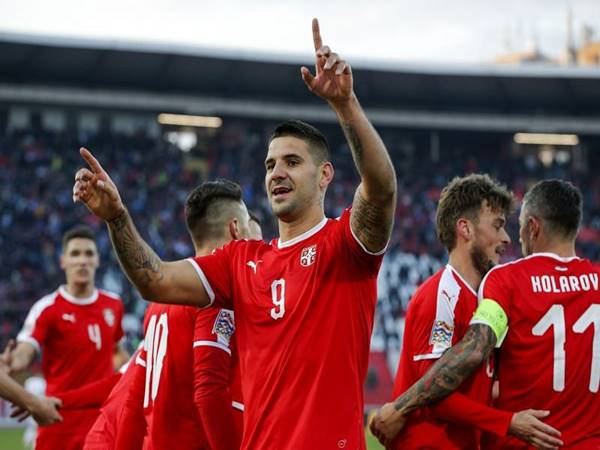 Nhận định tỷ lệ Serbia vs Ireland (2h45 ngày 25/3)