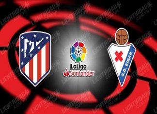 Nhận định trận đấu Atletico Madrid vs Eibar (21h15 ngày 18/4)