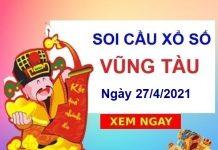 Soi cầu XSVT ngày 27/4/2021