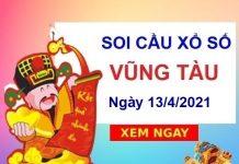 Soi cầu XSVT ngày 13/4/2021