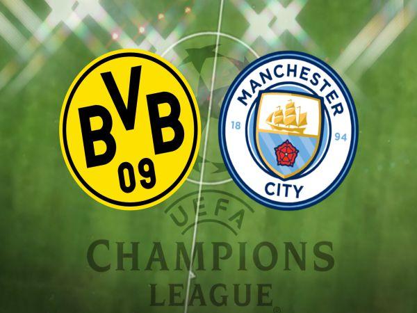 Nhận định tỷ lệ Dortmund vs Man City, 02h00 ngày 15/04 - Cup C1