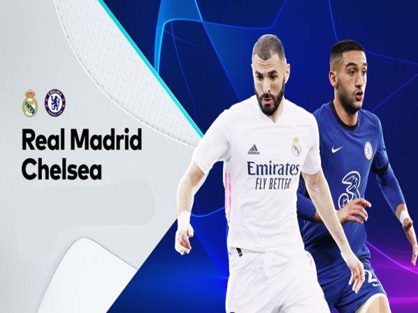 Nhận định, soi kèo Real Madrid vs Chelsea, 02h00 ngày 28/4