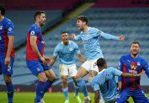 Nhận định Crystal Palace vs Man City, 18h30 ngày 1/5