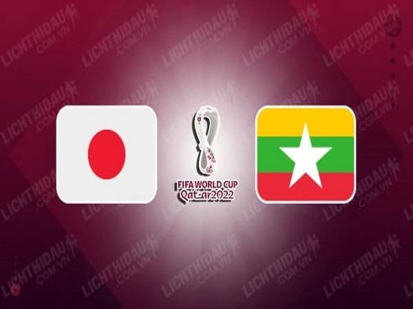 Nhận định Nhật Bản vs Myanmar – 17h20 28/05, VL World Cup