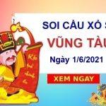 Soi cầu XSVT ngày 1/6/2021