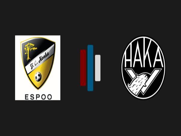 Nhận định kèo Honka Espoo vs Haka, 22h30 ngày 30/6