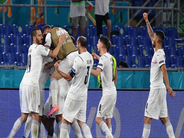 Nhận định tỷ lệ Italia vs Thụy Sỹ, 02h00 ngày 17/6 - EURO 2021
