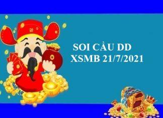 Soi cầu dự đoán KQXSMB 21/7/2021