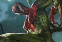 Symbiote tiếp theo của Extreme Carnage là kinh dị nhất