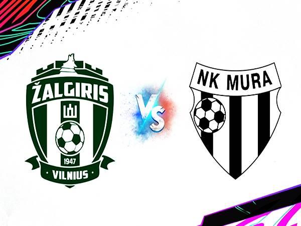 Nhận định Zalgiris vs Mura, 00h00 ngày 13/08 thuộc Cup C2