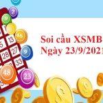 Soi cầu XSMB 23/9/2021