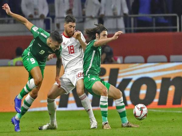 Nhận định bóng đá Iraq vs Iran (1h00 ngày 8/9)