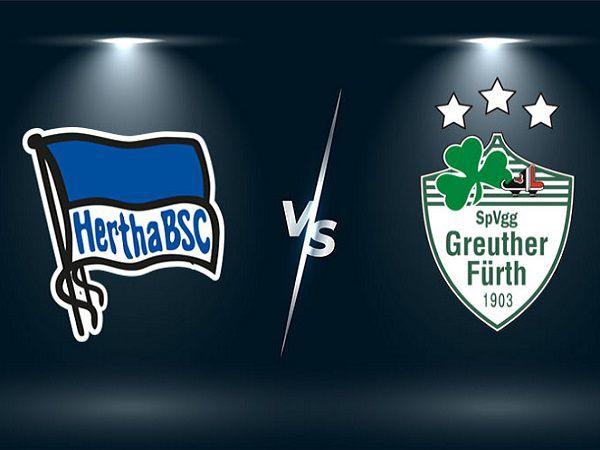 Nhận định Hertha Berlin vs Greuther Furth – 01h30 18/09, VĐQG Đức