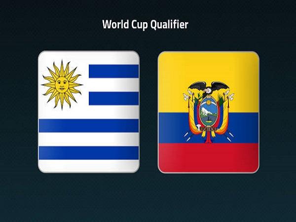 Nhận định Uruguay vs Ecuador – 05h30 10/09, VL World Cup 2022