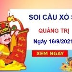 Soi cầu KQXSQT ngày 16/9/2021