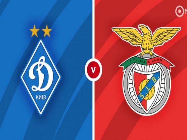 Nhận định kèo Dinamo Kiev vs Benfica, 2h00 ngày 15/9 - Cup C1
