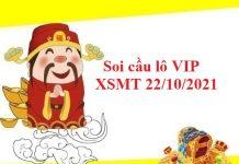 Soi cầu lô VIP KQXSMT 22/10/2021