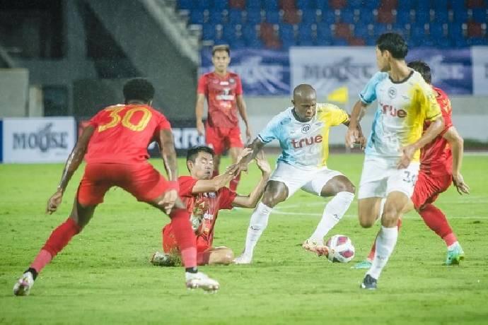 Soi kèo trực tiếp Nakhon Ratchasima vs Bangkok United ngày 9/10